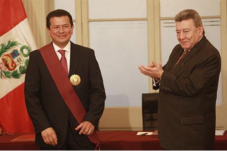 El Perú y El Salvador firmarán acuerdo comercial, anunció canciller