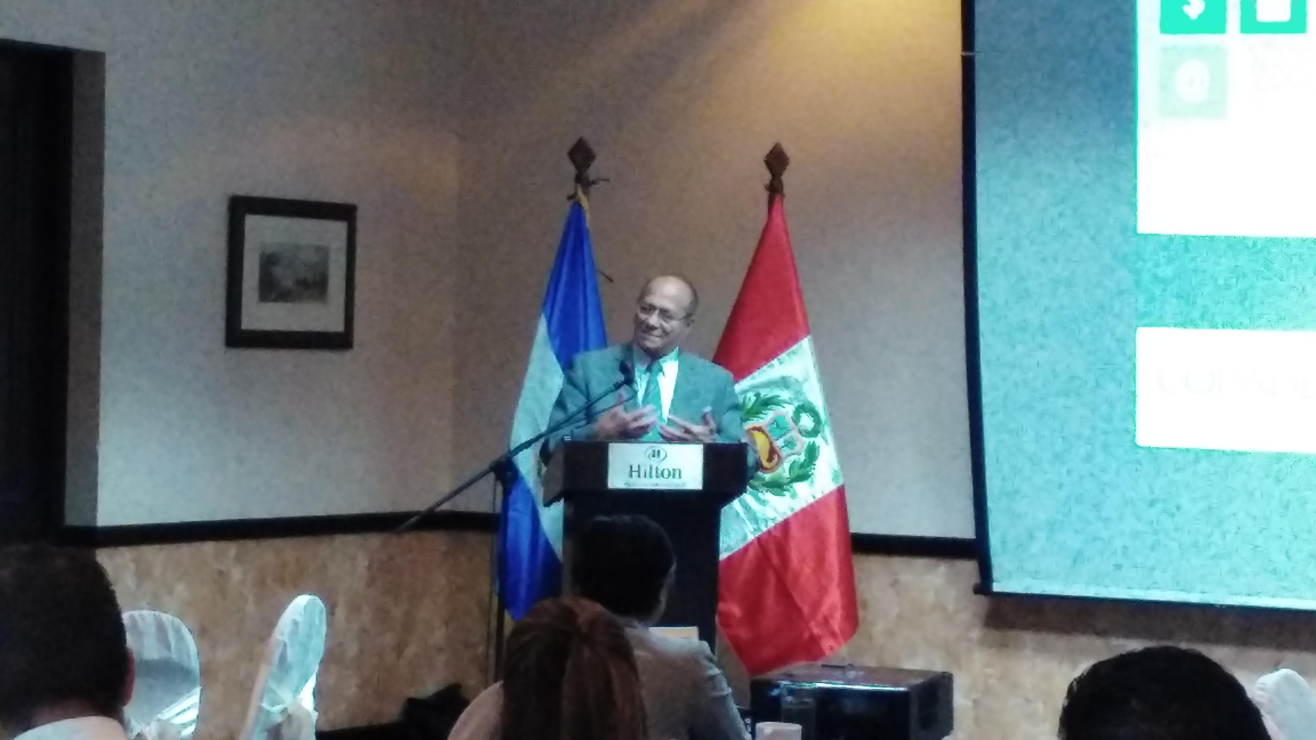 Expectativas Economicas El Salvador Perú