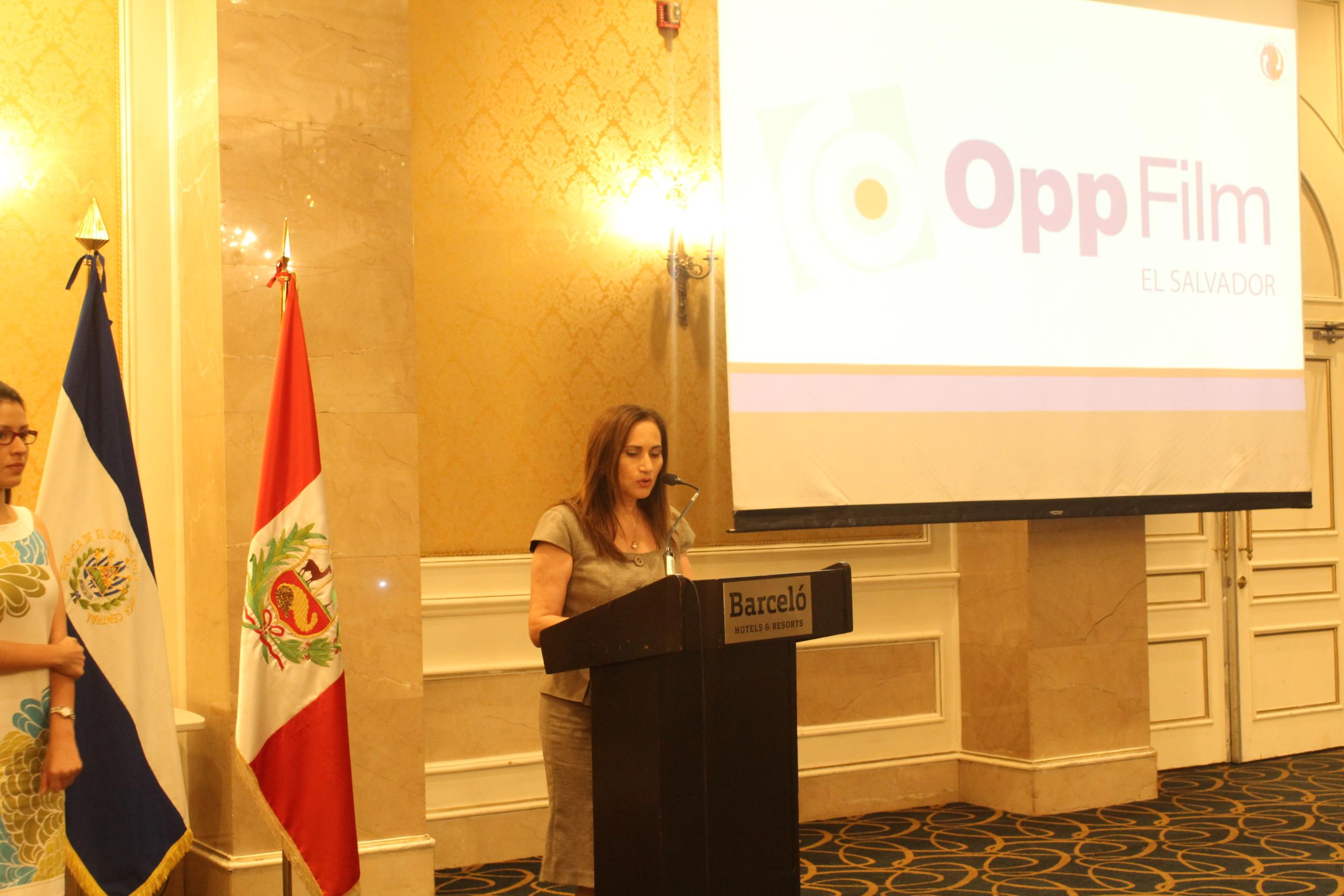Seminario Perspectivas Comerciales entre El Salvador y Perú